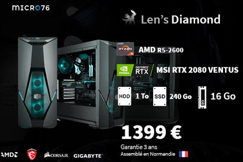 Len's Diamond