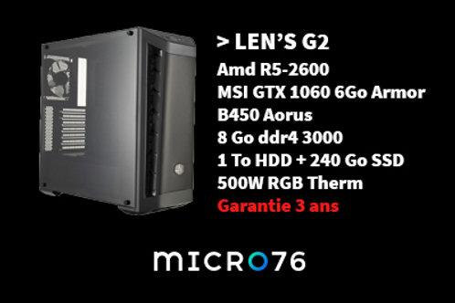 Len's G2