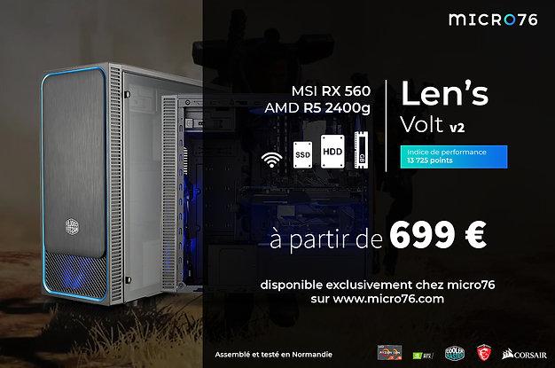 Len's Volt v2