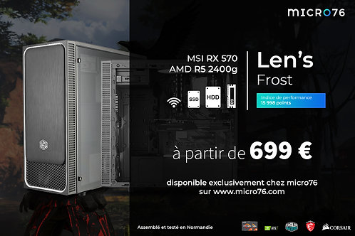 Len's Frost
