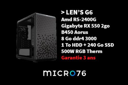 Len's G6