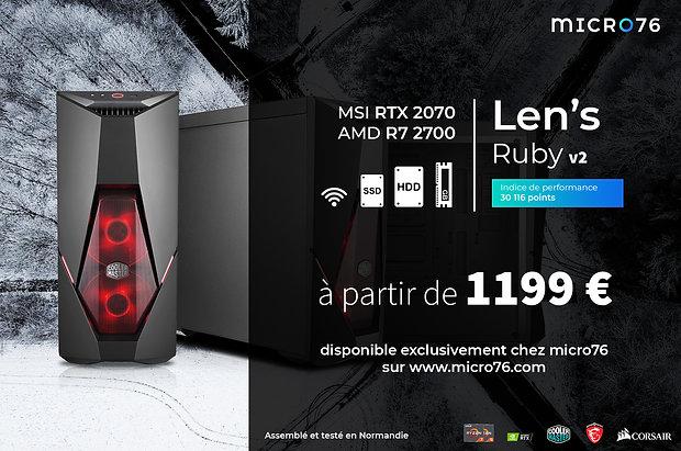 Len's Ruby v2