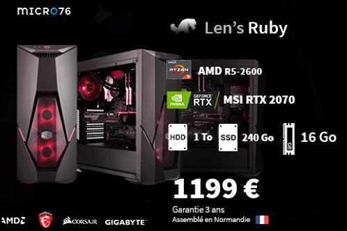 Len's Ruby