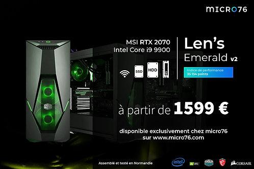 Len's Emerald v2