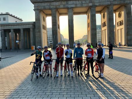 Wheel Divas starteten beim Velothon Berlin 2018