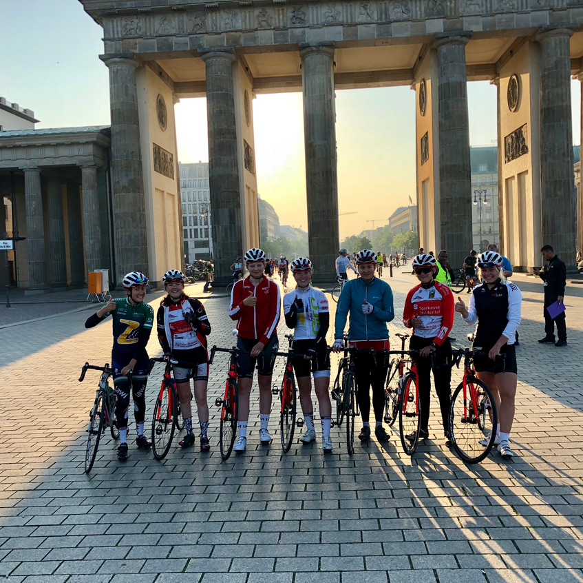 Velothon Berlin 2018 - Before the race