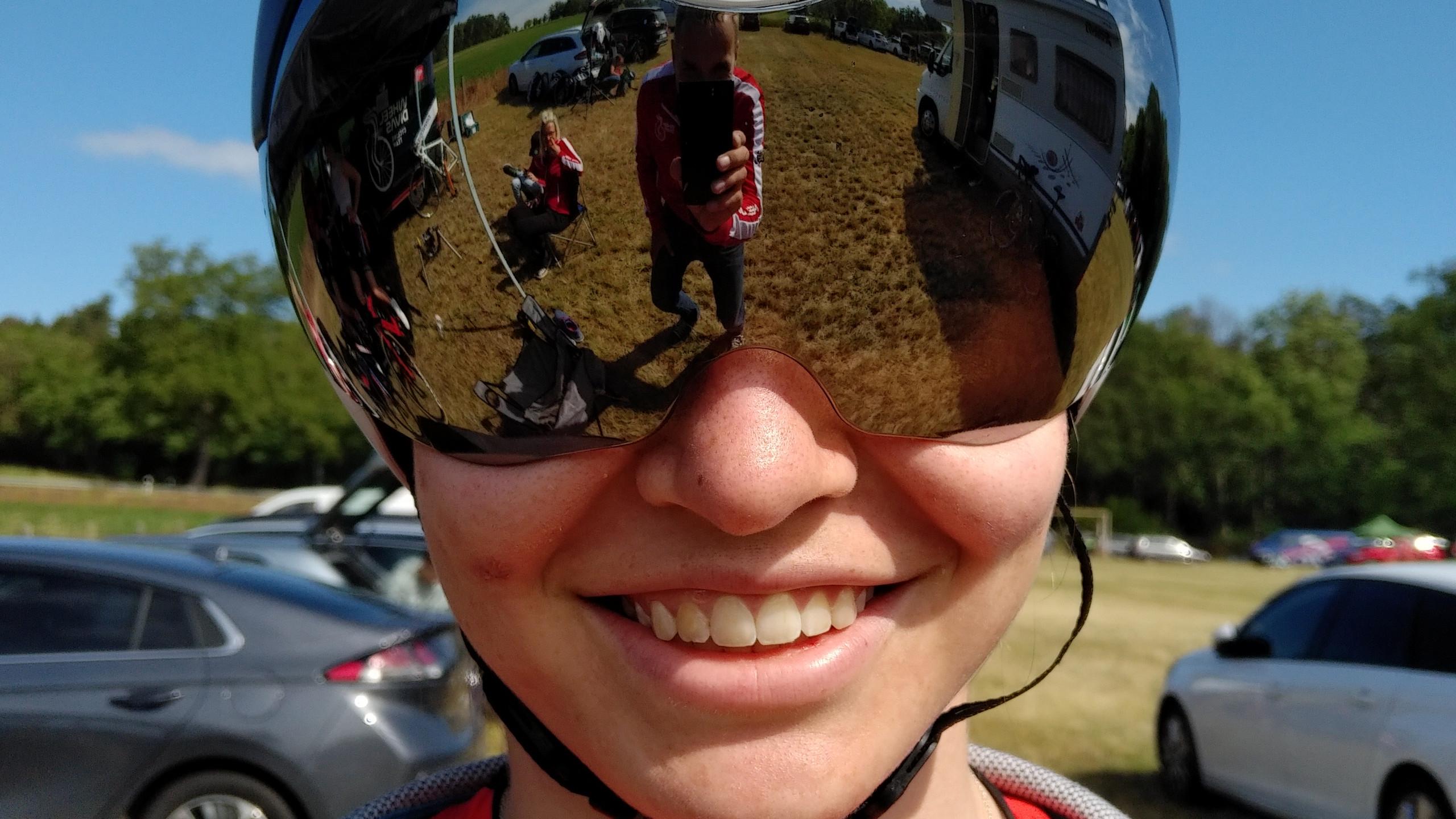 1. Rennen für unsere Eisschnelllauf- Prinzessin Alexa Kebschull