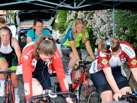 Straßenrennen Rad-Bundesliga in Karbach - 31. Main-Spessart-Rundfahrt