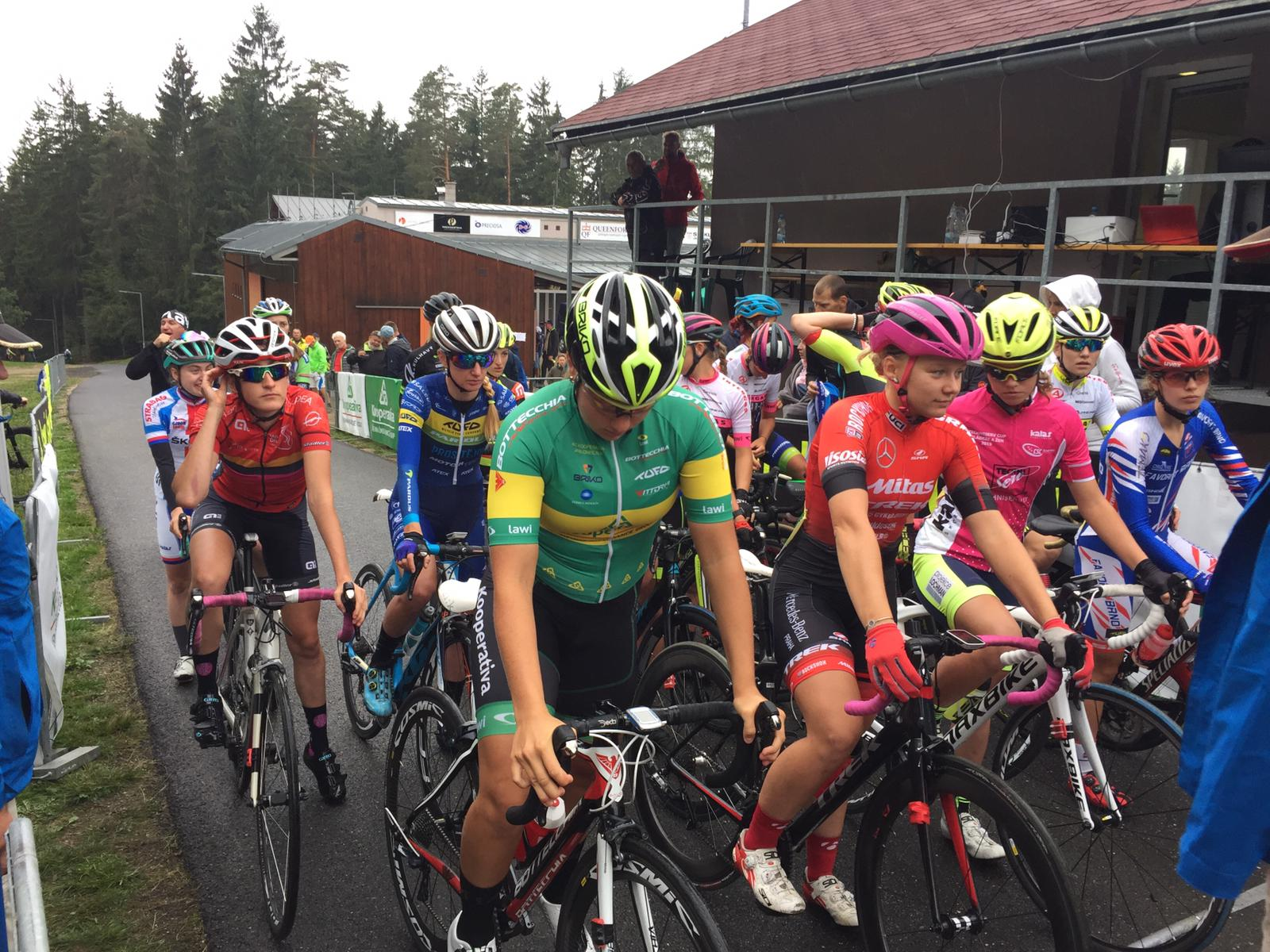 🇨🇿  14. Frauenrennen Jablonec