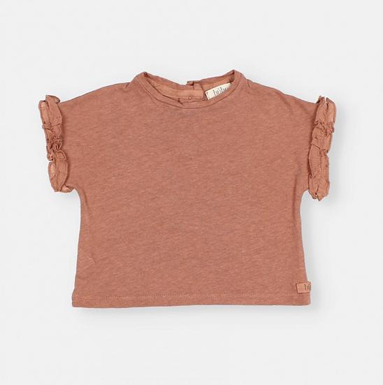 LINDA - t-shirt BUHO