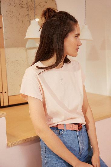 ZINOUTE - t-shirt DES PETITS HAUTS