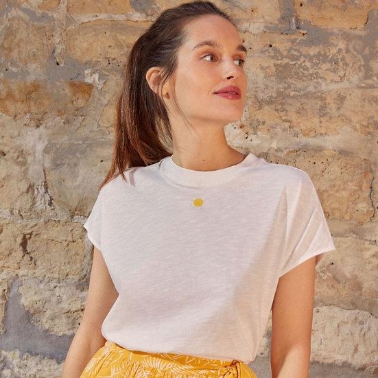 JIZI - t-shirt DES PETITS HAUTS