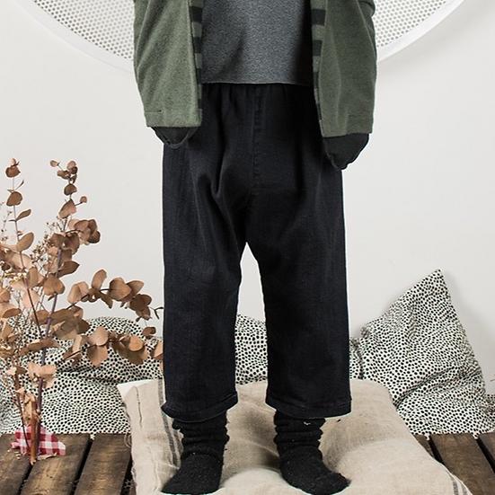 MANUELE - pantalone CUCU LAB