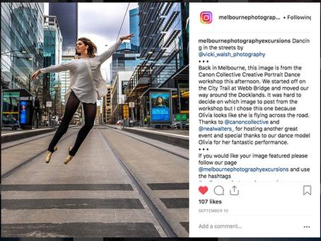 Instagram feature Melbourne Photography Excursions