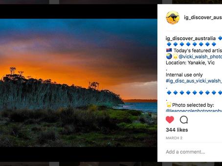 Instagram feature IG Discover Australia