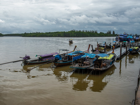 2018 ASTW Conference - Krabi Famil: Ko Klang Village, Thailand