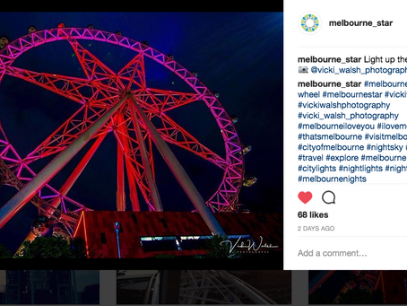 Instagram feature by Melbourne Star