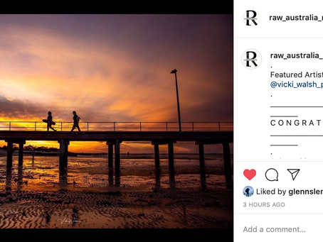 Instagram feature by Raw Australia NZ