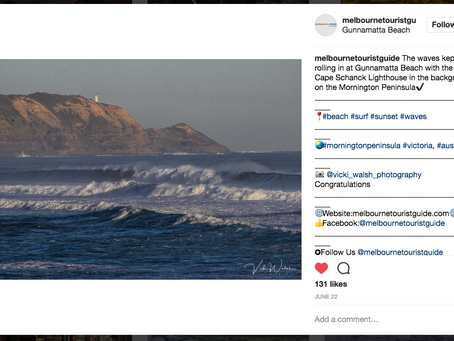 Instagram feature by Melbourne Tourist Guide & Australia Tourist Guides