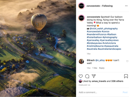 Instagram feature by Zonzo Estate