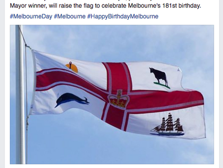 Facebook feature by Melbourne Day