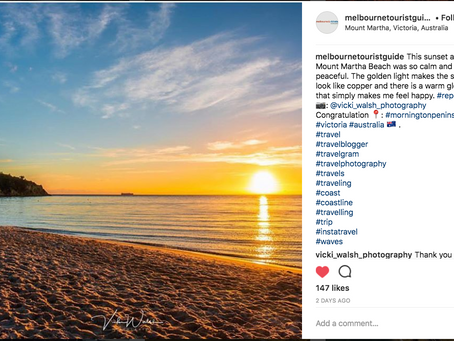 Instagram feature Melbourne Tourist Guide