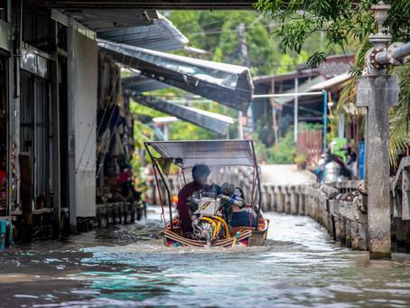2018 ASTW Conference Bangkok: Damnoen Saduak Floating Markets, Thailand