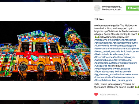 Instagram feature Melbourne Tourist Guide & Entertain My Tribe