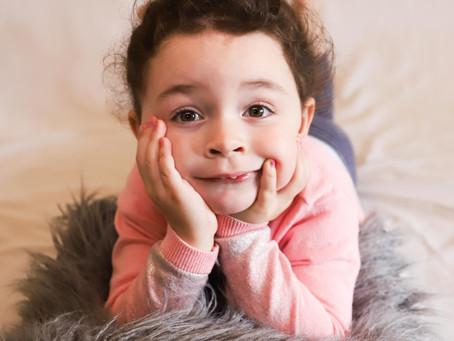 3 Year old Talia