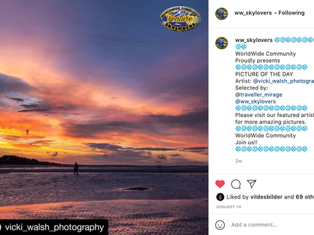 Instagram feature by WW Skylovers