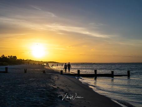 McCrae Beach Sunset