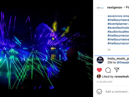 Instagram feature by NextGenAv