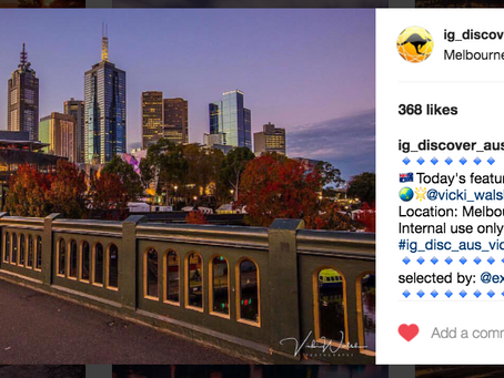 Instagram features by IG Discover Australia, Melbourne Photoblog, Melbourne Tourist Guide & Aust