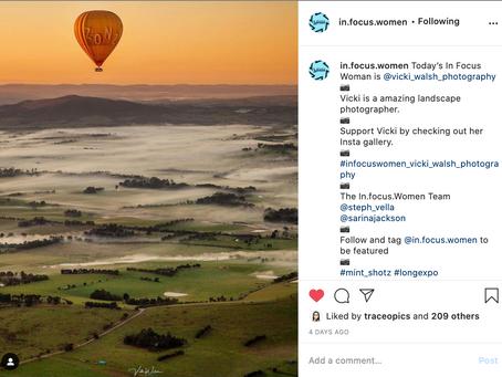 Instagram feature by In Focus Women