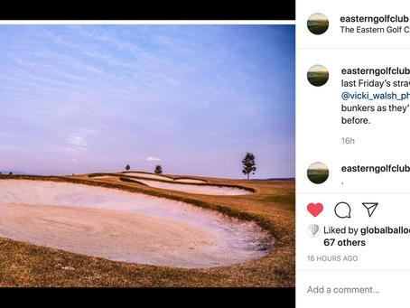 Instagram feature by Eastern Golf Club