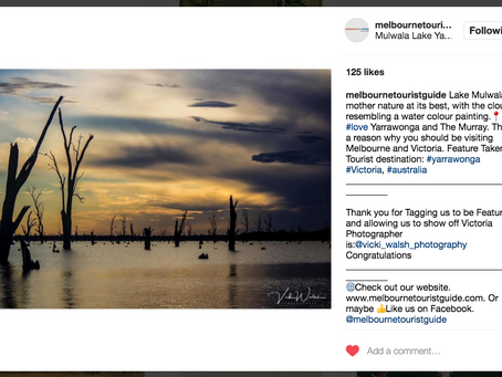 Instagram features by Melbourne Tourist Guide & Earth Tourist Guide