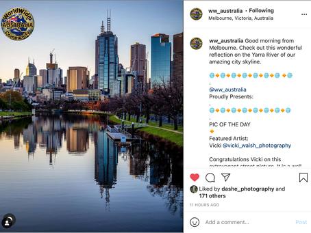 Instagram feature by WW Australia