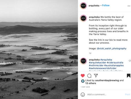 Instagram feature by Arquiteka