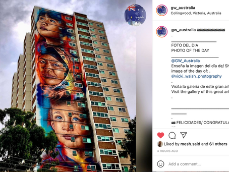 Instagram feature by GW_Australia