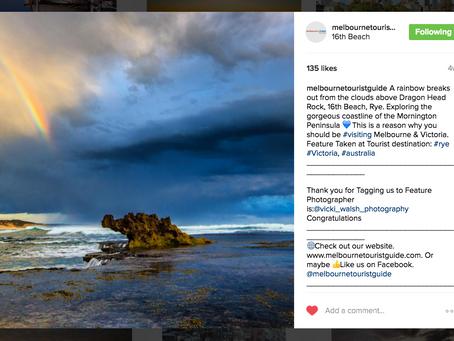 Instagram feature by Melbourne Tourist Guide & Australia Tourist Guides