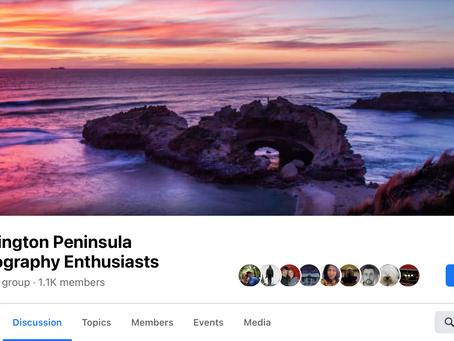 FB Banner feature: Mornington Peninsula Photography Enthusiasts
