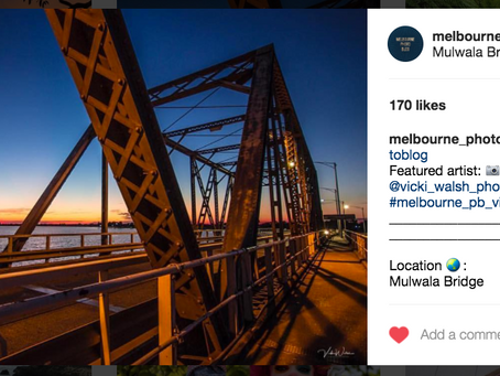 Instagram feature by Melbourne Photo Blog