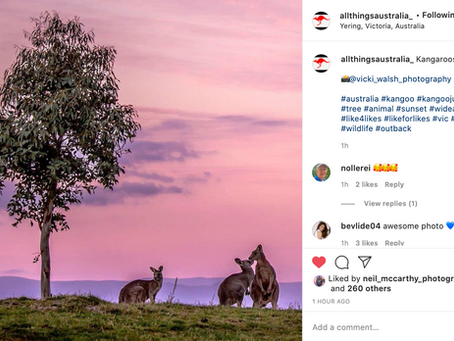 Instagram feature by All Things Australia