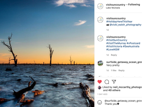 Instagram feature by Visit Sun Country