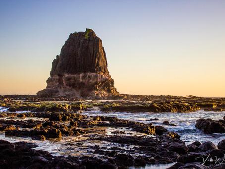 Pulpit Rock at Cape Schanck