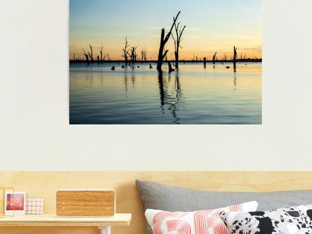 Lake Mulwala Photographic Prints Purchased