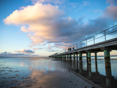 Rosebud Pier, Mornington peninsula
