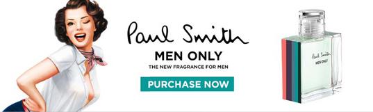 Direction Artistique d'une publicité animée pour Paul Smith
