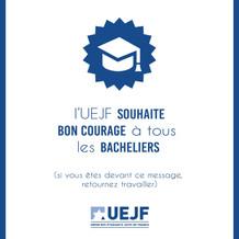 Creation et élaboration de contenu à destination des réseaux sociaux pour l'UEJF