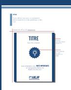 Refonte d'une charte graphique pour l'UEJF